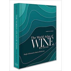 THE WORLD ATLAS OF WINE 8th edition (anglais)