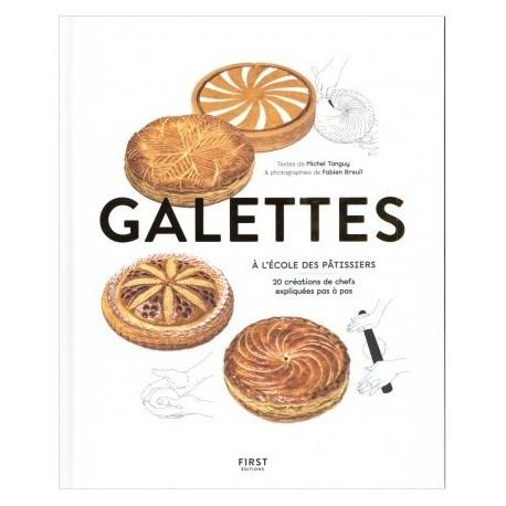GALETTES à l'ecole des pâtissiers