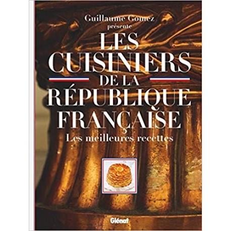 LES CUISINIERS DE LA REPUBLIQUE FRANCAISE (anglais)