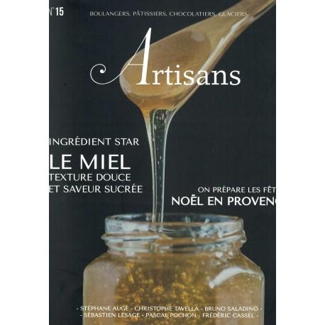 ARTISANS n°15 Boulangers, pâtissiers, chocolatiers, glaciers