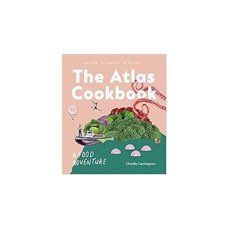 THE ATLAS COOKBOOK (anglais)