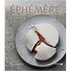 EPHEMERE, les desserts à l'assiette