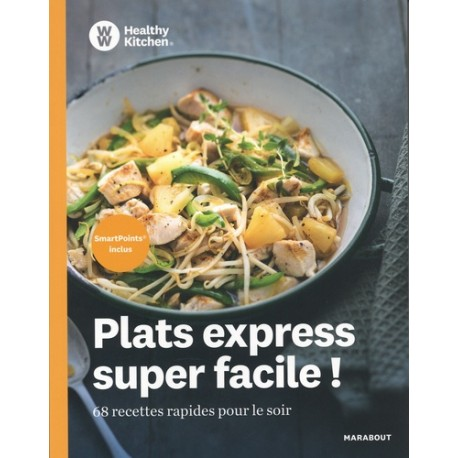 PLATS EXPRESS SUPER FACILE !