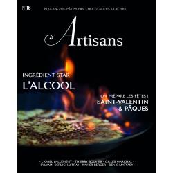 ARTISANS n°16 boulangers, pâtissiers, chocolatiers, glaciers