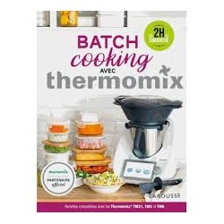 BATCH COOKING AVEC THERMOMIX