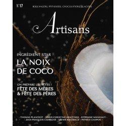 ARTISANS N°17 boulangers, pâtissiers, chocolatiers, glaciers