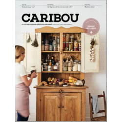 CARIBOU HORS SERIE N°2 MANGER 100% LOCAL