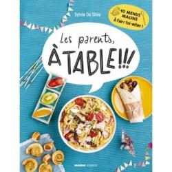 LES PARENTS, A TABLE !!!