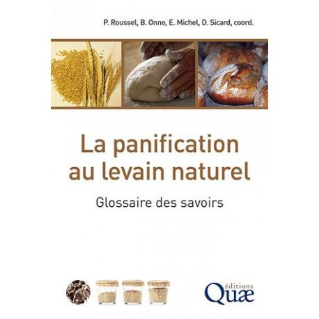 LA PANIFICATION AU LEVAIN NATUREL - glossaire des savoirs