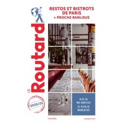 LE ROUTARD 2020/2021 restos et bistrots de Paris et proche banlieue