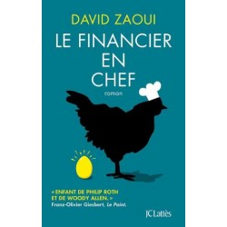 LE FINANCIER EN CHEF