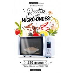 RECETTES AU MICRO-ONDES (nouvelle édition)