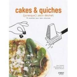 CAKES & QUICHES (PRESQUE) ZERO DECHET