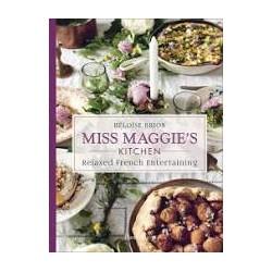 MISS MAGGIE'S KITCHEN (anglais)