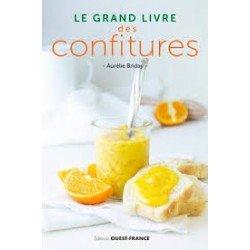 LE GRAND LIVRE DES CONFITURES