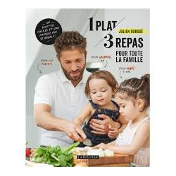 1 PLAT / 3 REPAS POUR TOUTE LA FAMILLE