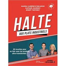 HALTE AUX PLATS INDUSTRIELS