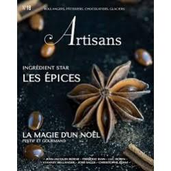 ARTISANS N°18 boulangers, pâtissiers, chocolatiers, glaciers