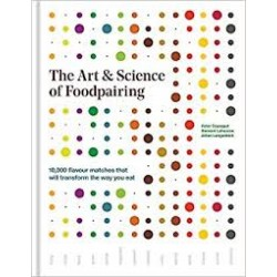 THE ART & SCIENCE OF FOODPAIRING (anglais)