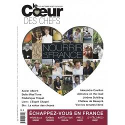 LE COEUR DES CHEFS N°8 NOURRIR LA FRANCE