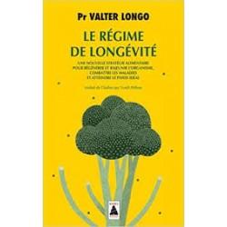 LE REGIME DE LONGEVITE (poche)