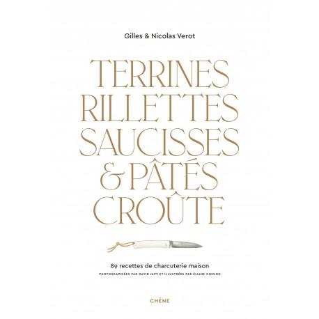 TERRINES, RILLETTES, SAUCISSES & PATES CROUTE