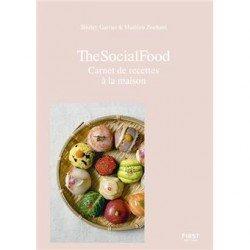 THE SOCIAL FOOD, CARNET DE RECETTES A LA MAISON