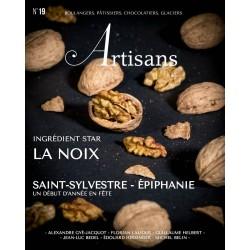 ARTISANS N°19 boulangers, pâtissiers, chocolatiers, glaciers