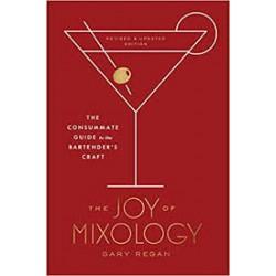 THE JOY OF MIXOLOGY