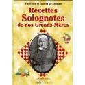 RECETTES SOLOGNOTES DE NOS GRAND-MÈRES