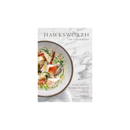 HAWKSWORTH the cookbook (anglais)
