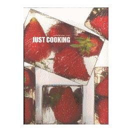 JUST COOKING (NÉERLANDAIS - FRANÇAIS - ANGLAIS)