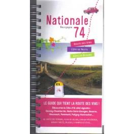 NATIONALE 74 BOURGOGNE