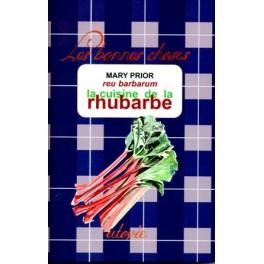 LA CUISINE DE LA RHUBARBE