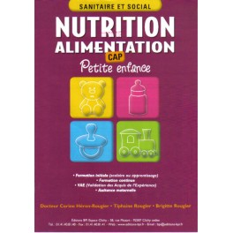 NUTRITION ALIMENTATION PETITE ENFANCE CAP E2079