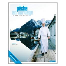 PECHE EN NORVEGE 10 PRODUITS 30 RECETTES