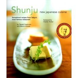 SHUNJU NEW JAPANESE CUISINE (anglais)
