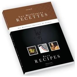 LES MEILLEURES RECETTES DES MEILLEURS OUVRIERS DE FRANCE VOLUME 2 (FRANCAIS- ANGLAIS)