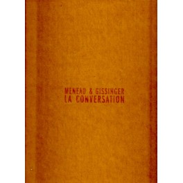MENEAU & GISSINGER LA CONVERSATION FRANCAIS-ANGLAIS EDITION NUMEROTEE