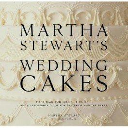MARTHA STEWARTS'S WEDDING CAKES (anglais)