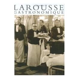 LAROUSSE GASTRONOMIQUE (ANGLAIS)