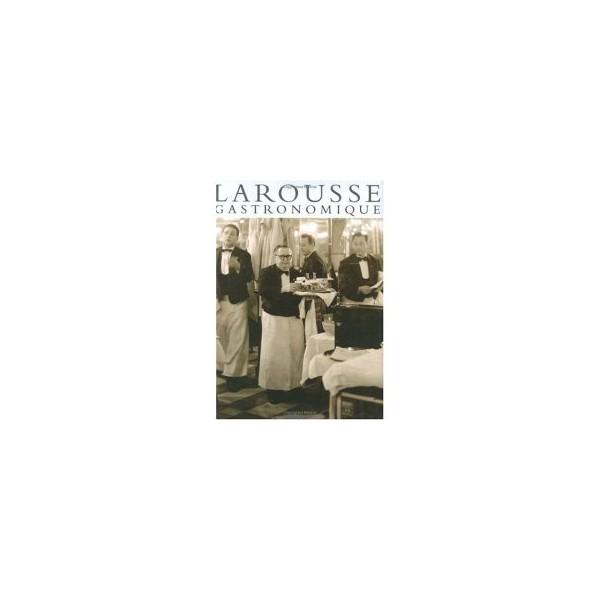 Larousse gastronomique anglais librairie gourmande - Livre de cuisine francaise en anglais ...