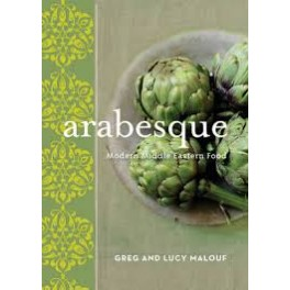 ARABESQUE Modern Middle Eastern Food (anglais)