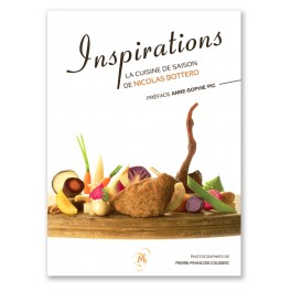 INSPIRATIONS: la cuisine de saison de Nicolas Bottero