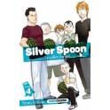 SILVER SPOON LA CUILLERE D ARGENT tome 4