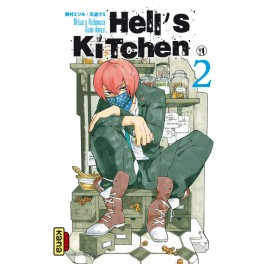 HELL'S KITCHEN tome 2