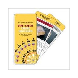 MAX McCALMAN'S WINE CHEESE PAIRING SWATCHBOOK