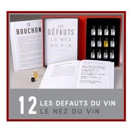 LE NEZ DU VIN: LES DÉFAUTS 12 arômes (FRANÇAIS)