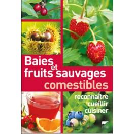 BAIES ET FRUITS SAUVAGES COMESTIBLES reconnaitre cueillir cuisiner