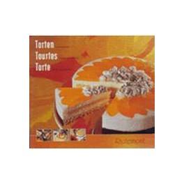 TOURTES À LA CRÈME - TORTEN - TORTE (FRANÇAIS - ALLEMAND - ITALIEN)